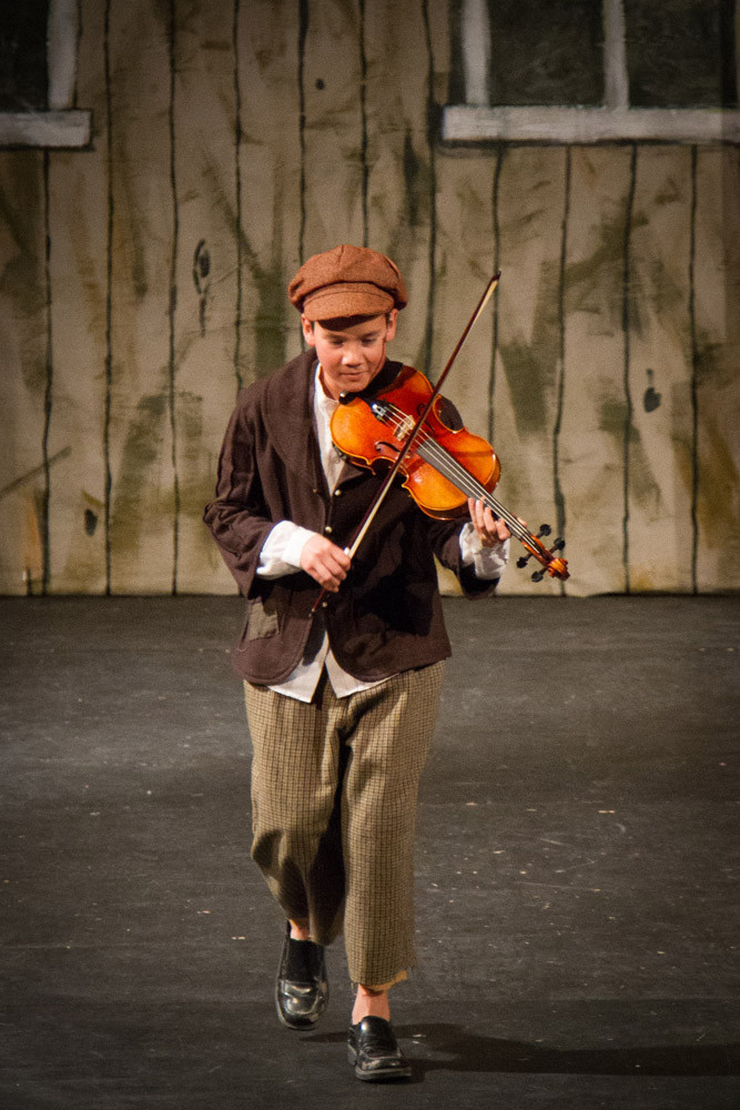 Fiddler On The Roof Klaglahachie Fine Arts Society