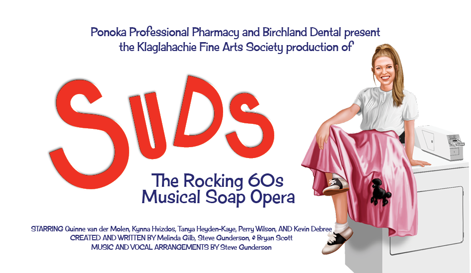 Buy tickets for SUDS: The Rocking 60s Musical Soap Opera
